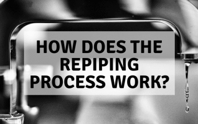 How Does the Repiping Process Work?