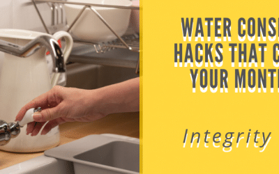 Water Conservation Hacks that Can Lower Your Monthly Bill
