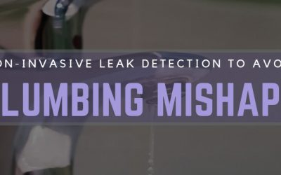 Non-Invasive Leak Detection to Avoid Plumbing Mishaps