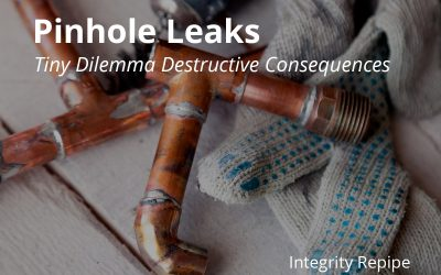 Pinhole Leaks Tiny Dilemma Destructive Consequences