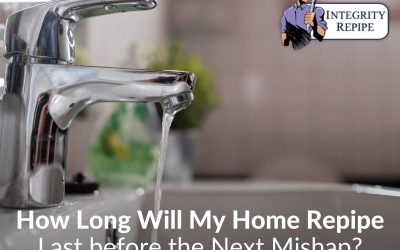 How Long Will My Home Repipe Last before the Next Mishap?
