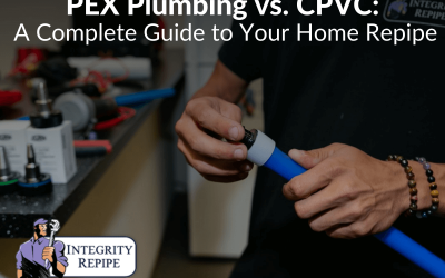 PEX Plumbing vs. CPVC: A Complete Guide to Your Home Repipe