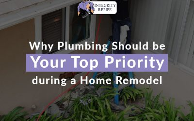Why Plumbing Should be Your Top Priority during a Home Remodel