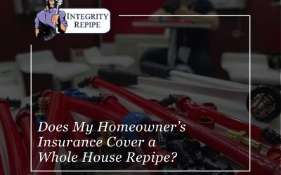 Does My Homeowner's Insurance Cover a Whole House Repipe?