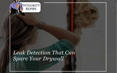 Leak Detection That Can Spare Your Drywall