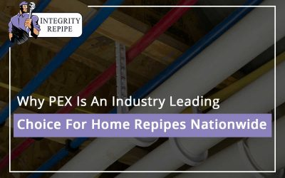 Why PEX Is An Industry Leading Choice For Home Repipes Nationwide