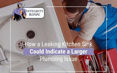 How a Leaking Kitchen Sink Could Indicate a Larger Plumbing Issue