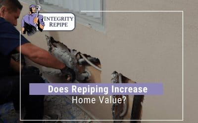 Does Repiping Increase Home Value?